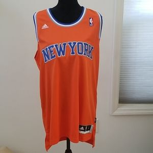 New York Knicks Adidas Swingman Jersey L
